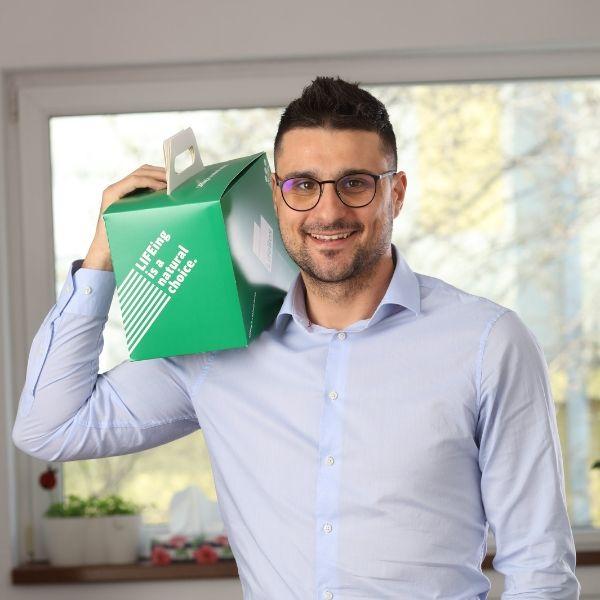 Radu Bălăceanu - Cofondator LifeBox