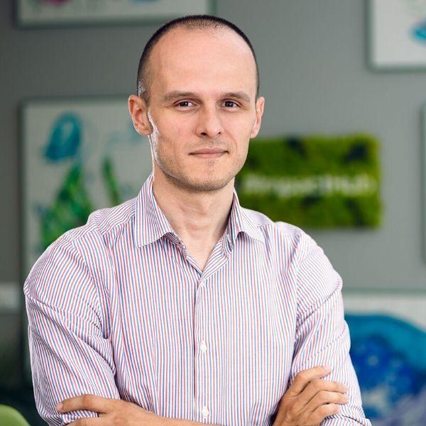 Daniel Matei - Moderator, Impact Hub Bucharest